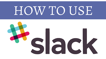 How to Use Slack App