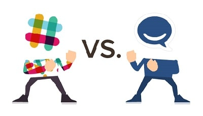 slack vs hipchat comparision